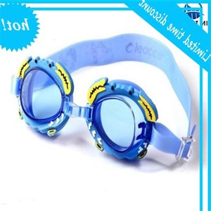 Tempered Glass Set Eco-Friendly Custom Neoprene Sporti Funny Goggle Swimming Children