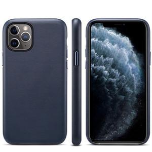 Original Genuine Leather Designer Case for iPhone 11 12 mini X XS Pro Max xr 6 6s 7 8 plus Case Luxury Back Phone Cover