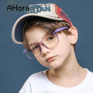 Ahora Baby Anti Blue Light Computer Glasses TR90 Optical Spectacle Games Goggles Eyeglasses For Kids Eyewear Frame