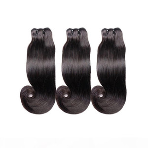 super double drawn straight tip hair unprocessed raw indian virgin remy human hair 3pcs 300g lot natural color last long time from one donor