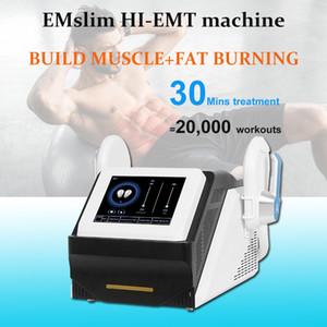 Yeni Tasarlanmış EMS Manyetik Stimülasyon Hi-EMT Kas Güçlü Stimülasyon Kas Hızlı Yapı Vücut Heykel Makinesi DHL Ücretsiz Shiping