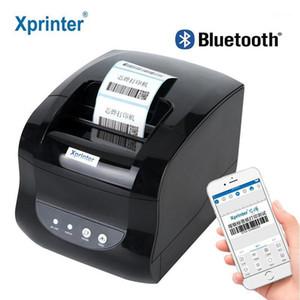 Xprinter Thermische Etikett Barcode Drucker Quittungsdrucker 20mm-80mm Klebstoffaufkleber Papier für Handy Windows1
