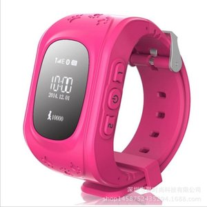 Kinderpositionierung der Kinder Smart Watch Q50 Uhr GPS Triple Positioning Watch