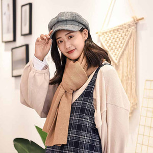 Designer Brand Silk scarf men Women 2019 New fashion Hemming Long Scarves Shawls With Tag 180x90Cm Shawls Collar Headbands gift