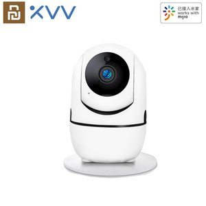 Xiaovv Q10 Baby Monitor WiFi cámara IP Video Nanny Cam Baby Cámara Night Vision Wireless Video Vigilancia CCTV V380 Aplicación