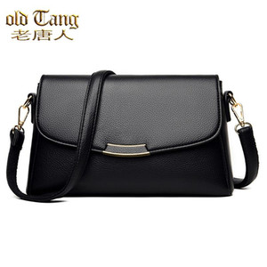 Old Tang Light Luxury Simplicidad Bolsos para mujer Bolsos de hombro de alta calidad para mujeres 2020 diseñador moda casual Crossbody