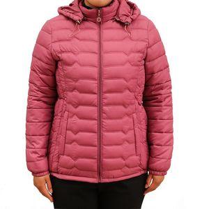 Johnature Women Hooded Casual Parkas Zipper Solid Color Coats Warm Clothes 2020 Autumn New Plus Size Women Jackets Warm Parkas