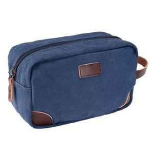 Multifunction Cosmetics Storage Bag Portable Travel Wash Bag Makeup Organizer Pouch Purse Case Handbag 24X10X14cm 5 Colors