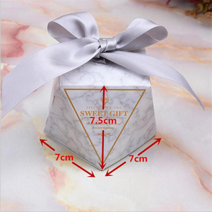 10 20 50pcs Wedding Favor Boxes Sweet Gift Candy Boxes for Wedding Baby Shower Birthday Guests Favors Event Party Supplies L