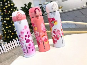 Starbucks Insulation Cup Vacuum Flasks Thermos Stainless Steel Insulated Thermos Cup Coffee Mug Travel Drink Bottle k9om#