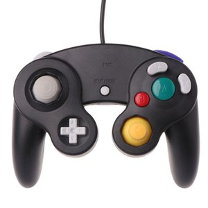 2020 New NGC Wired Game Controller GameCube Gamepad for WII Control with GC Port