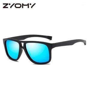 Q Zyomy Classic Driving Gafas de sol Gafas UV400 Vintage Retro Marca Design Moda Hombres Sunglasses1