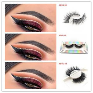 1 5 10 20 pairs Mink Eyelashes Natural False Eyelashes Lashes Soft Fake Extension Makeup Tools Wholesale