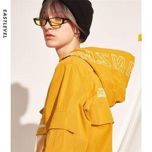 ETE men's ins Internet celebrity functional style overalls jacket men's autumn fashion street hip-hop couple jacket