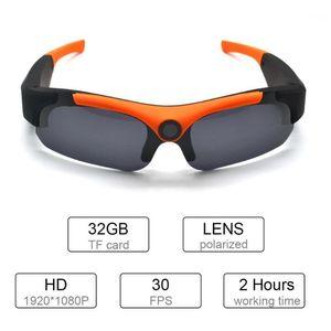 Light-Weight HD 1080P mini fotocamera occhiali da sole digitali videoregistratore occhiali sport all'aperto di alta qualità mini DV video registratore st1