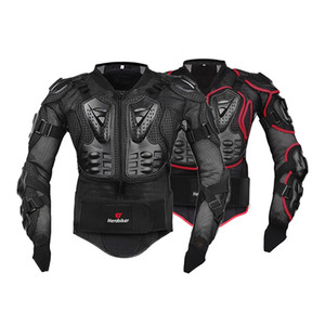 Motorcycle Jacket Men Full Body Motorcycle Armor Motocross Racing Moto Jacket Riding Motorbike Protection Size S-5XL #