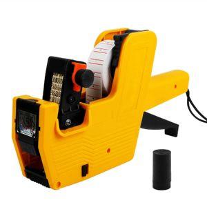 Vente au détail MX-5500 Etiquette de prix Tarifs de tarif de prix + étiquettes rouleaux d'autocollant