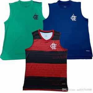 2020 2021 Flamengo 조끼 축구 유니폼 디에고 축구 유니폼 가브리엘 B. 스포츠 축구 훈련 스포츠 유니폼 탱크 탑 셔츠