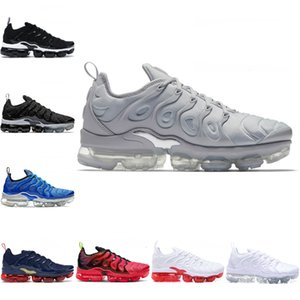 Nike air max Vapormax Tn plus New airmax Tn flyknit 2021 New TN PLUS Vaper Triple Black Tns Geometrico Attivo Fucsia Lemon Lime Spirit Teal Air Scarpe da corsa