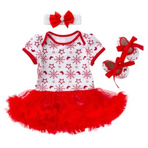 kids  clothesNew short sleeve cartoon mesh dress for 0-2 year old baby with two pieces of head