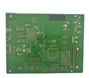 Driverless Car Board PCB تصميم المستهلك الإلكترونية ثنائي الفينيل متعدد الكلور الجمعية LED PCB