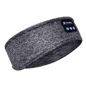Sleep Headphones Wireless Turban Headset Wireless Music Sports Headband Built-In Sleep Music Eye Mask