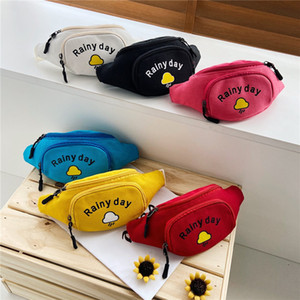 Designer-Children Bag Kid Boy Chest Bag Qndus Pack Shark Packs Girl Money Waist Waist Belt Wallet Bags Fanny Crossbody Mini Pac Cartoon Aqpe