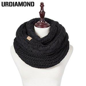 URDIAMOND 78*35cm Winter Scarf For Women Warm Scarf Women Blanket Cashmere Scarves Wholesale Wrap Shawl Scarves Drop Shipping