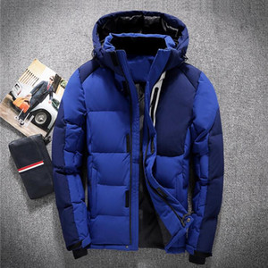 Classic Brand Down Men's Lightweight Face Jacke Coat Jackets Mens Water North Outdoor Hkswo