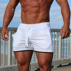 Men's Clothing Man Casual Shorts Short Pants Male Streetwear Pants Mens Sweatpants Beach Mesh for Jogging Running Fitness