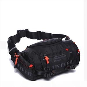 Top Quality Waterproof Oxford Mens Belt Fanny Pack Shoulder Messenger Bag Large Capacity Travel Bum Sling Chest Waist Bags