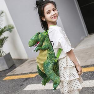 Splendid School Backpack Parent child Dinosaur Bag New Children Backpack Women Girls Cartoon Big Dinosaur Backpaack for Dropship