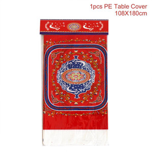 Eid Eid Pe WmtAHl Disposable Party Tablecloth Fengrise Islamic Supplies Festival Ramadan Decor Muslim Mubarak Party Tablecloth Ojxws