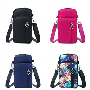 Women Mobile Phone Bag Lady Fashion Oblique Span Fabric King Coin Purse Messenger Bags New Pattern 8 5hc J2