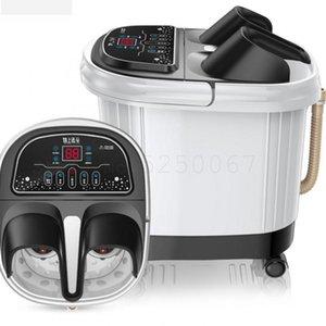 9999 Полноавтоматическая футовая ванна, электрический массаж и отопление Wu Xin's Begifaing Barrel Artifact Antifact Foot Therape
