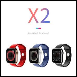 2020 newst IWO W26 Smart Watch 44mm 1,75 Zoll Full Touch Scree IWO W26 Smart Watch für Männer Frauen Iwo 12 Pro IP68 Smartwatch für IOS Android