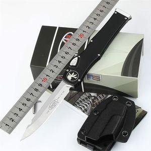 MicroTech Outdoor Messer 150-10 Halo V 6 Elmax Klinge Aluminiumlegierung Griff Camping Automatisches EDC Messer