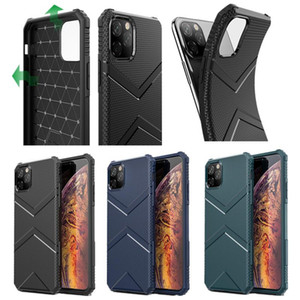 Armor Hybrid Phone Case For Iphone 11 Pro Anti-fall TPU LingDun Airbag Shockproof For Iphone XS MAX XR 8 Plus 11 Pro Max