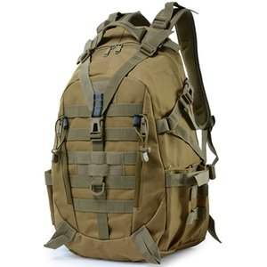 Tactical Camouflage Sprots Backpack Men Travel Outdoor Mountaineering Hiking Climbing Camping Bags 25L Waterproof 2020