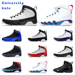 air retro jordan 9 Gym rot Traum It, Do It UNC LA Bred Space Jam Anthrazit 9 Sporttrainer Sneaker Größe 7-13