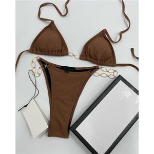 2021 mujeres bikini traje de baño diseñadores bikini para mujer traje de baño traje de baño traje de baño sexy verano bikinis mujer diseñadores ropa 2 piezas