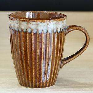 Vintage Ceramic Coffee Mug Glaze Tea Milk Mug Home Office Drinkware Water Cup