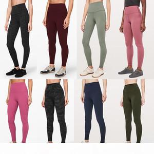 2020 stacked align leggings designer lu leggings womens gym high waisted pants yoga elastic fitness overalls de dise?o full fashion tights