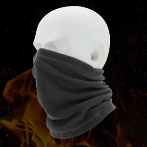 Scarf Winter Neck Warmer Riding Mask Outdoor Bicycle And Motorcycle Magic Headscarf Wind-proof Dust-proof