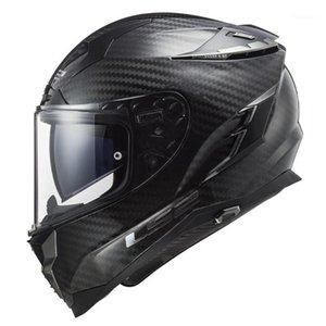 LS2 FF327 Challenger CT2 casco moto in carbonio1