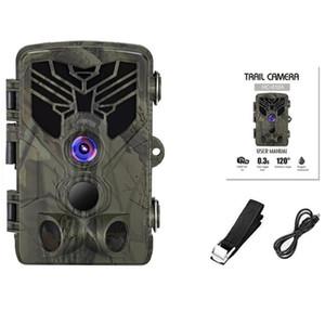 Wireless WIFI Phone Connect Trail Camera 20MP 1080P Huntcing Camera Infrared Night Shot & Vision Waterproof Wild Cam