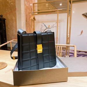 With Box Marmont bag Luxury Handbags high quality Designer Handbags Original soft Sheepskin Genuine Leather women Shoulder fashion Bee Bags