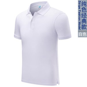 2020 Mens Designer Polos Brand Solid Men Polo T-shirt Collar Casual T-shirt Tee Shirt Tops 2020
