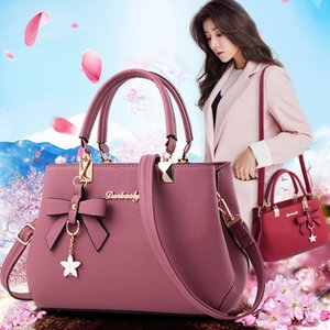 Women's bag 2019 new Korean single shoulder bag leisure bag spring women's bags Handbags Women Luxurys Designers Bags 2020
