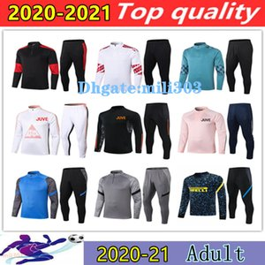 2020 2021 Juventus Maillots de survêtement de football 20 21 INTER MILAN Survetement AC MILAN maillot de foot veston de survêtement de football veste ensemble jogging